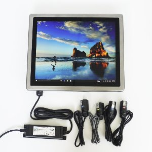 10.4-21.5인치 IP65 방수 스테인레스 패널 PC Full IP65 Stainless Steel Touch Panel PC SC200S